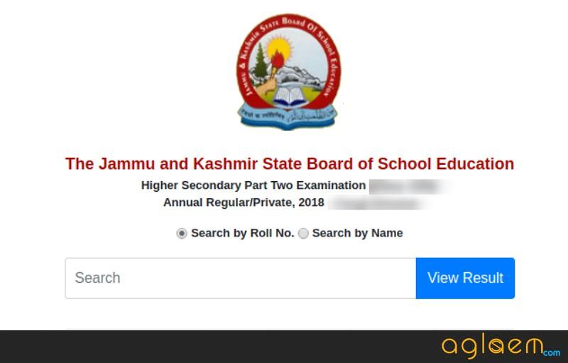 JKBOSE 11th Result 2018 Kashmir