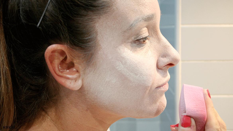 maquillaje de momia mujer