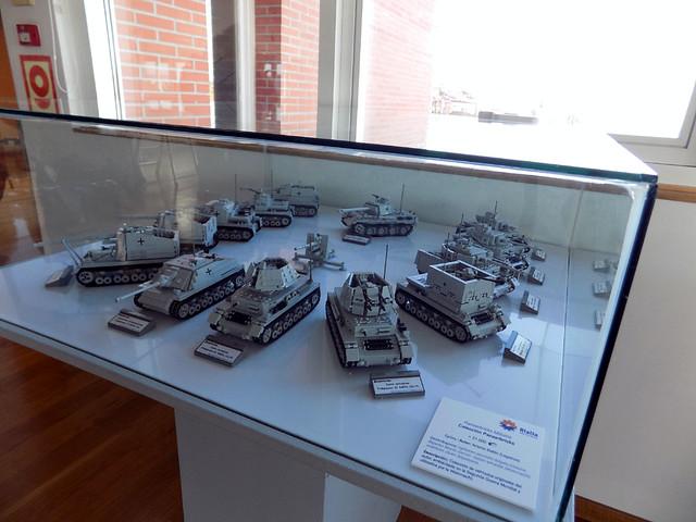 Panzerbricks en HBME 2018 – Rialia