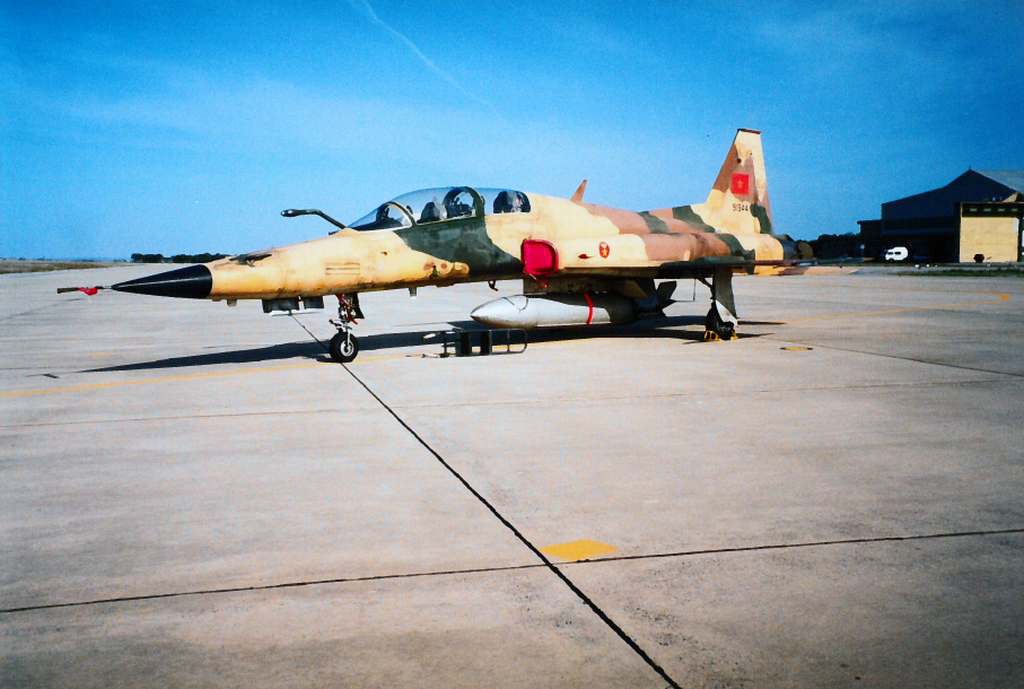 FRA: Photos F-5 marocains / Moroccan F-5  - Page 12 46621013951_cea93ca8d0_o
