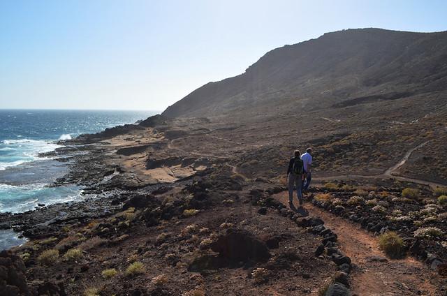 Montana Roja, Tenerife