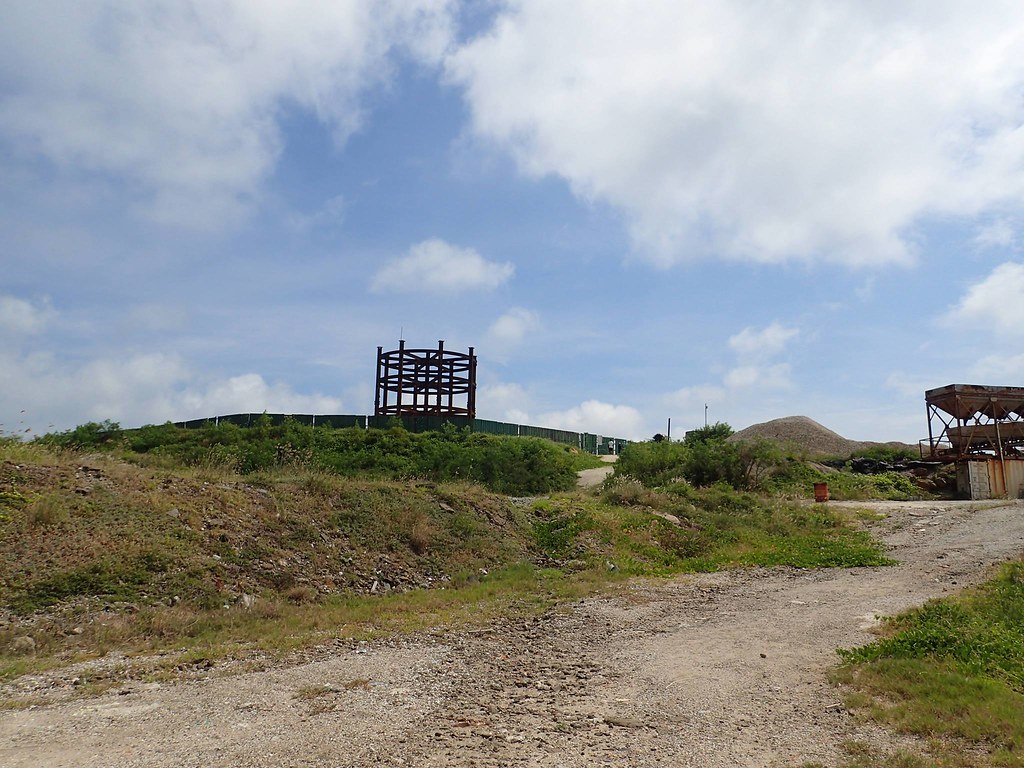 大倉媽祖園區。圖片來源:海洋公民基金會提供。