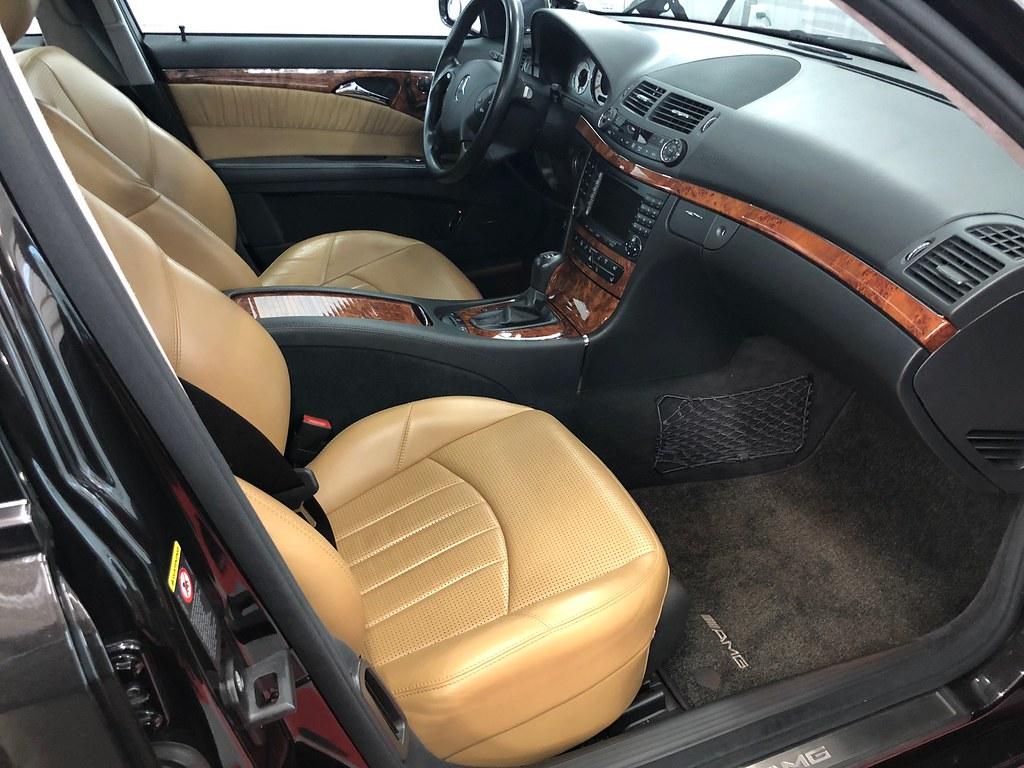 VWVortex com - 2006 Mercedes W211 E55 AMG Beast
