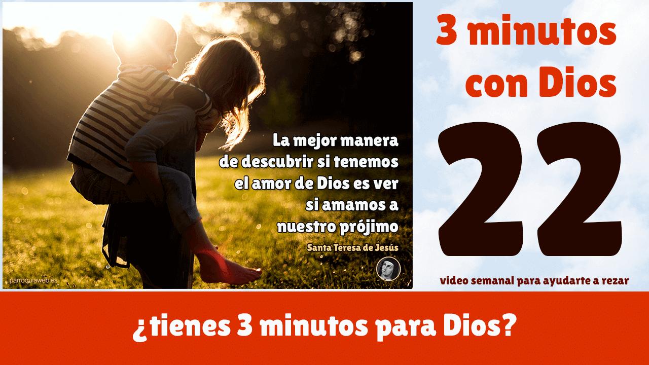 3 minutos con Dios 22
