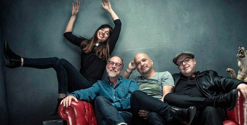 "Pixies comparten nuevo e inquietante vídeo: ""On Graveyard Hill"""