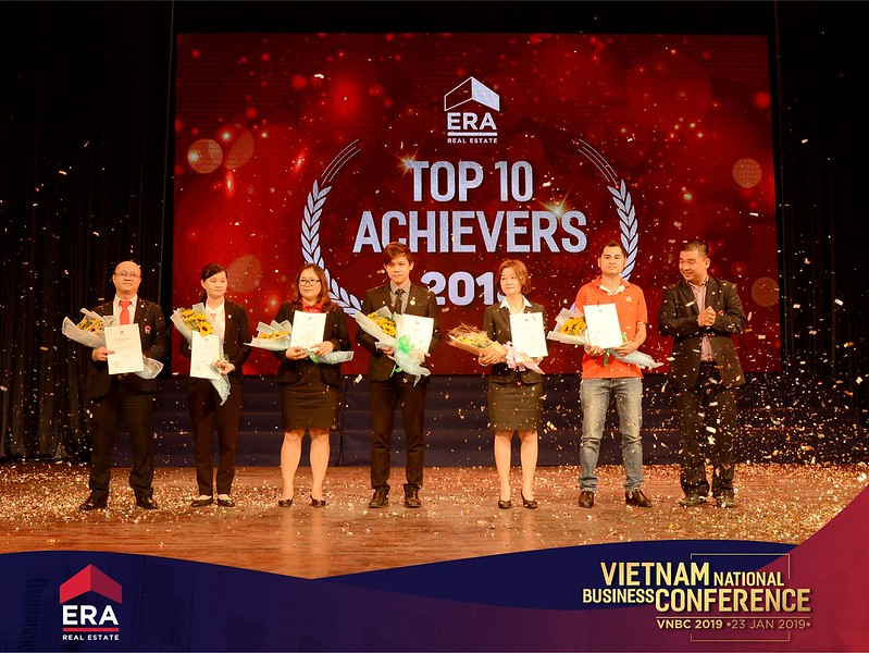 Top 10 Achievers of the year 2018