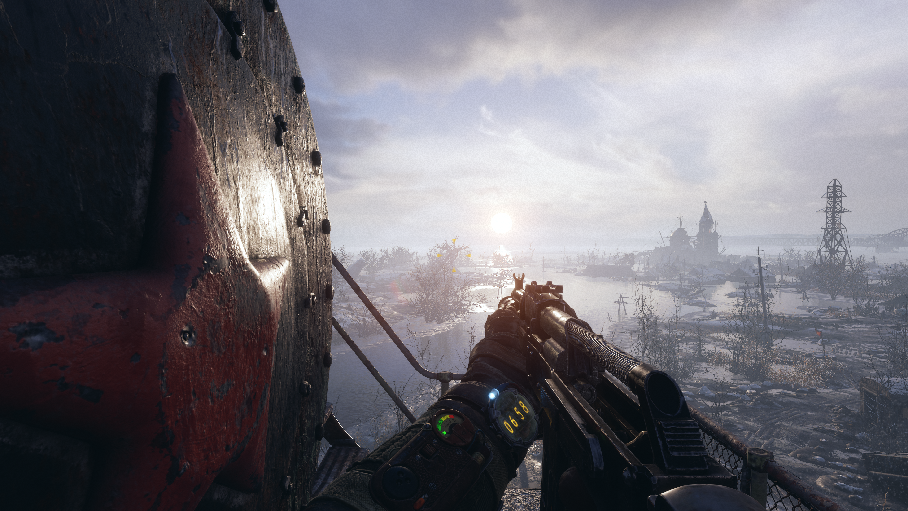Nvidia RTX Really Brings the World of Metro Exodus to Life – GameSpew