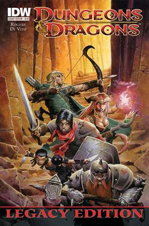dungeons & dragons 01 reprint