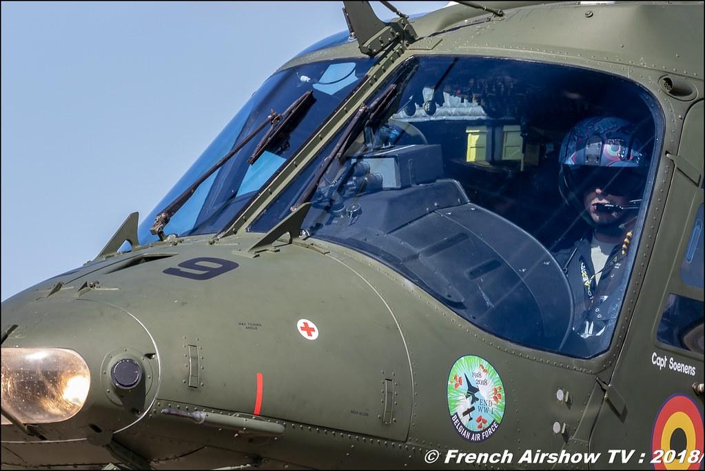 Agusta A-109 Display Team Belgian Air Force Aerotorshow 2018 – Fête aérienne de Valence Chabeuil Canon Sigma France contemporary lens Meeting Aerien 2018