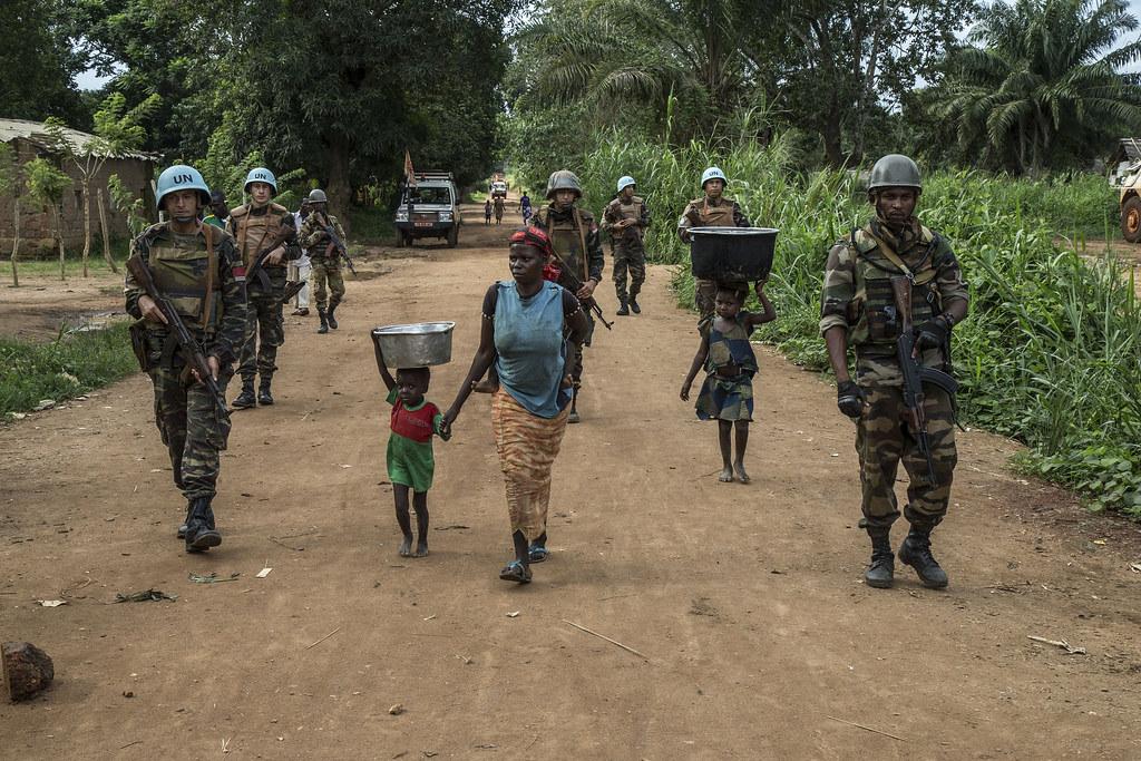 Maintien de la paix dans le monde - Les FAR en République Centrafricaine - RCA (MINUSCA) - Page 17 45821042874_8dbbbe6c9a_b