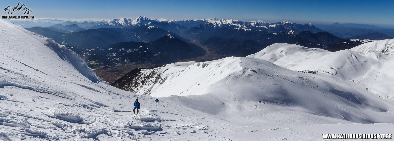 βελουχι διαδρομες χειμερινη αναβαση