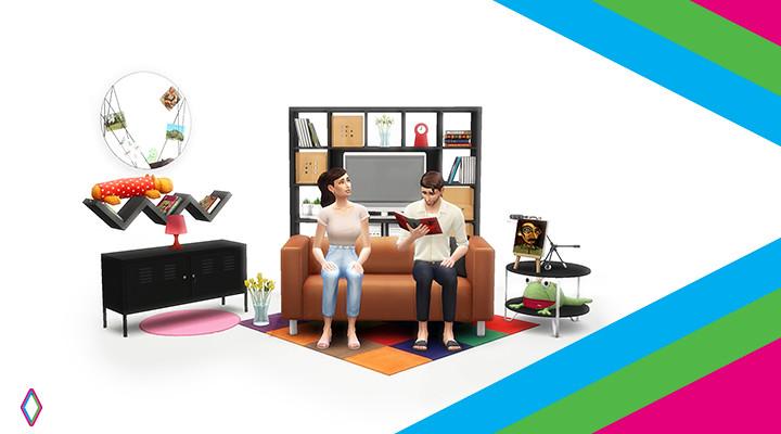 Mod destacado: IKEA Home Stuff (De LS2)