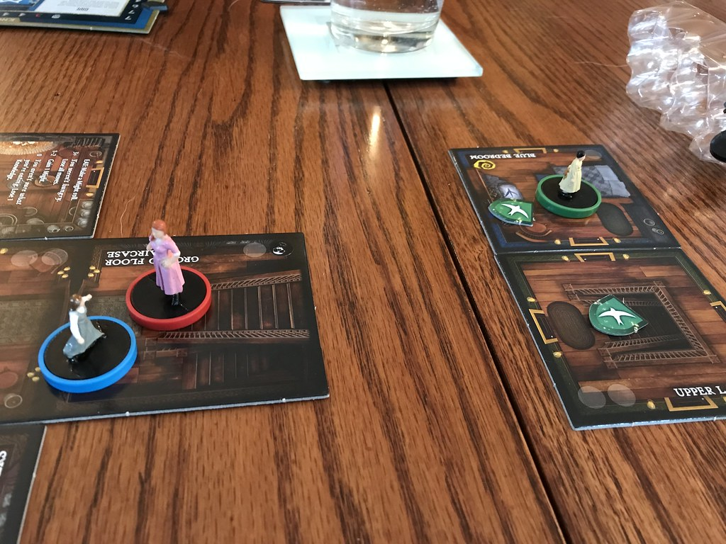 A Nod to Nothing: Betrayal at House on the Hill: Legacy