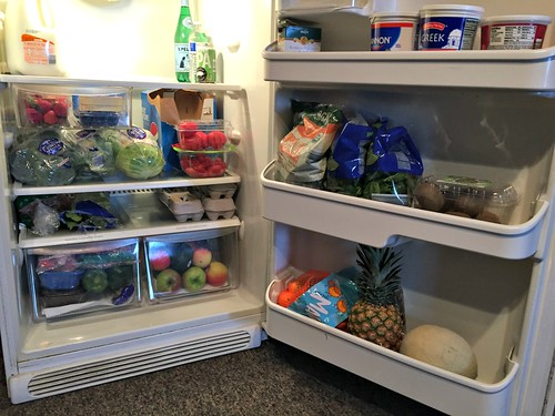 how to stretch your groceries for weeks with an extra fridge