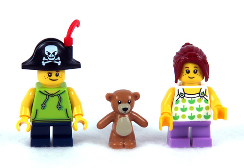 Minifigures - Front