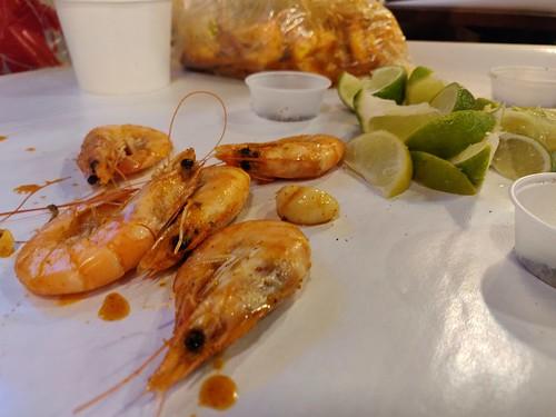 Shrimp Kickin Style Spicy Spicy