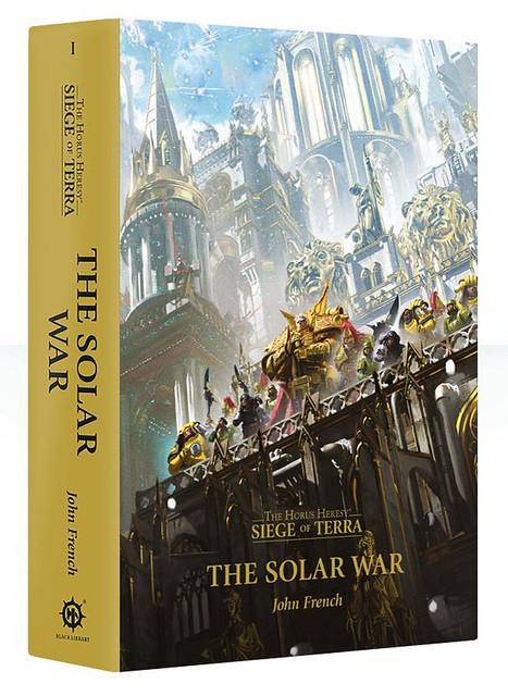 Джон Френч «Осада Терры: Солярная война» | The Solar War by John French)