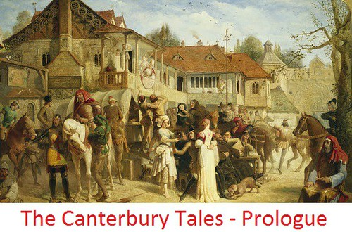 The canterbury tales prologue bangla translation