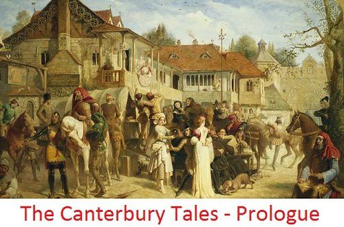 The canterbury tales prologue bangla translation