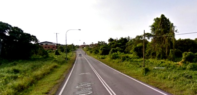 Old Oya Road
