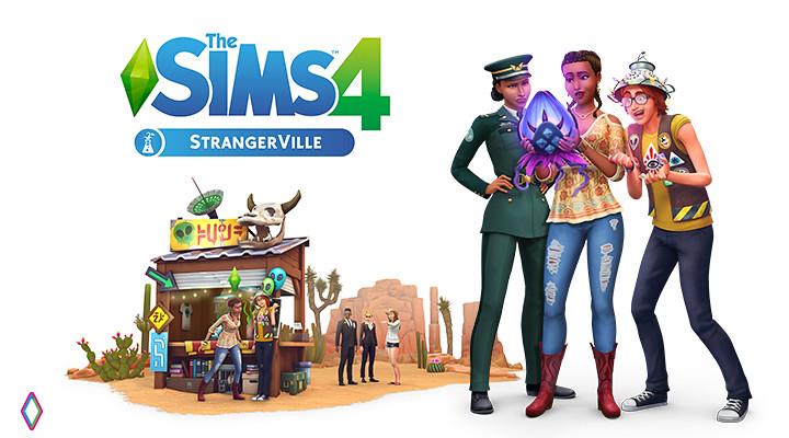 Los Sims 4 StrangerVille ¡Conoce el nuevo barrio!