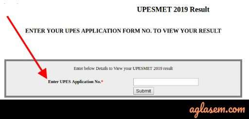 UPES Result 2020 for All Courses - Check GD/PI Result