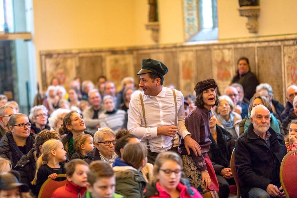 Familie-evenement 'De Sprookjes van De Haar' ontvangt 75.000ste bezoeker tijdens de kerst