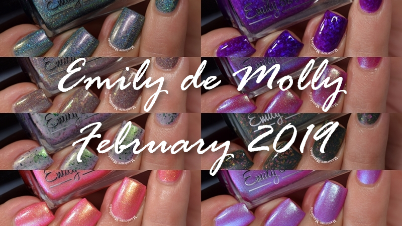 Emily De Molly February 2019 collection