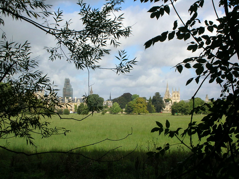 best places to visit in Oxford