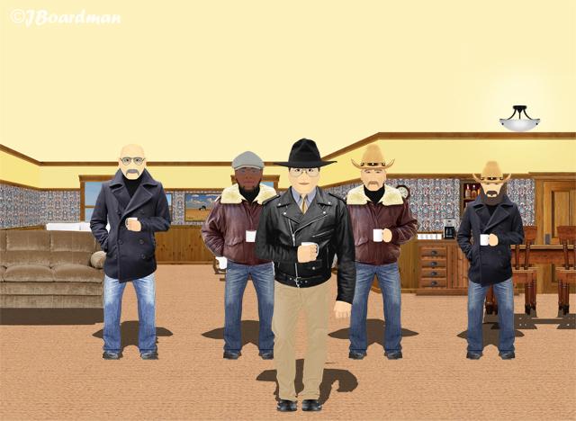 Allen Simpson gave order to kill Ambrose ©JBoardman