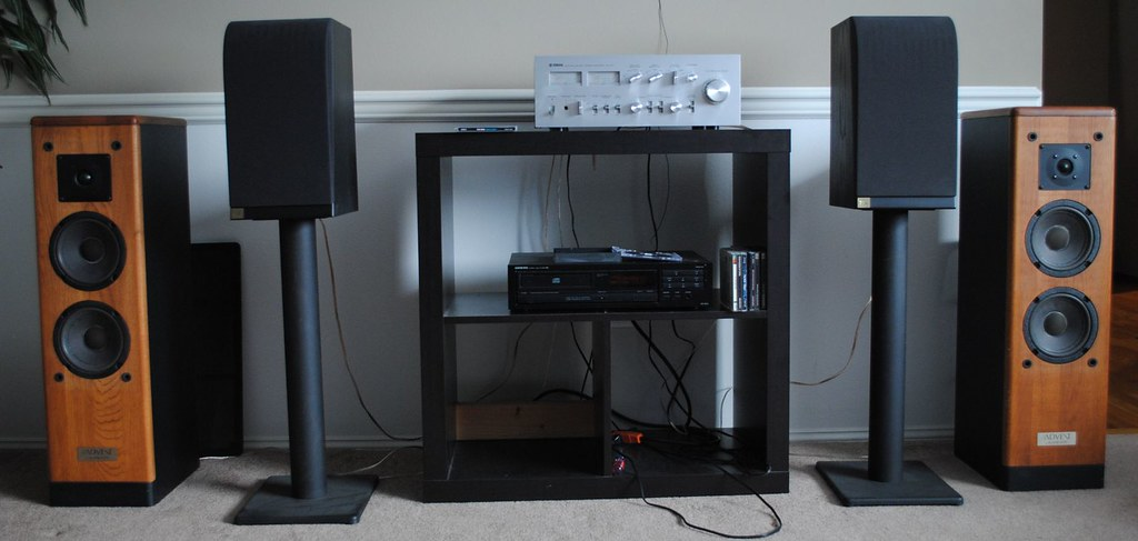 Advent Laureate, Surprisingly good  | Audiokarma Home Audio Stereo