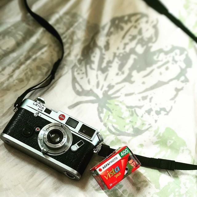 Leica Elmar 5cm f3.5 ONLY TESSAR