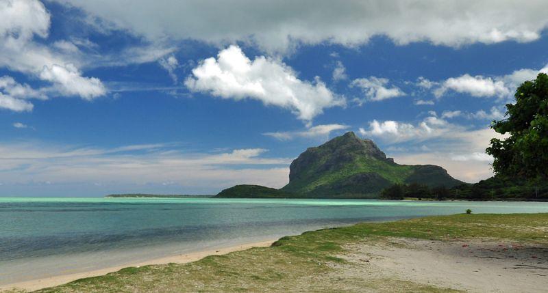 Mauritius Le Morne cape