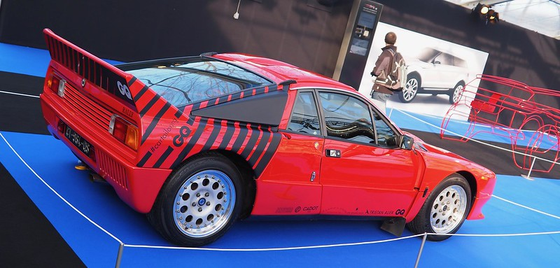 "Lancia 037 Rally ""stradale"" 1982  32030655217_a063b63bdc_c"
