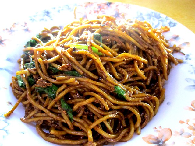 Fried mee