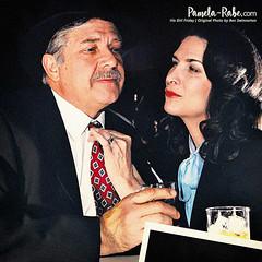 Pamela Rabe & Philip Quast | Photo by Ben Swinnerton