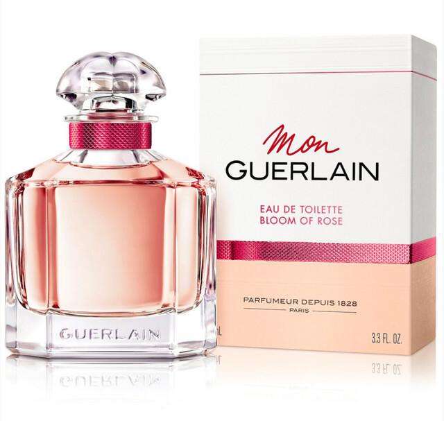 Eau de Toilette Bloom of Rose, Mon Guerlain