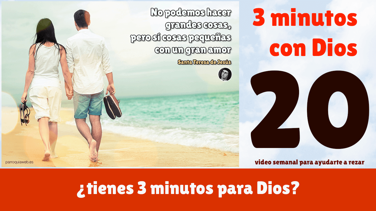 3 minutos con Dios 20
