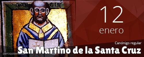 San Martino de la Santa Cruz