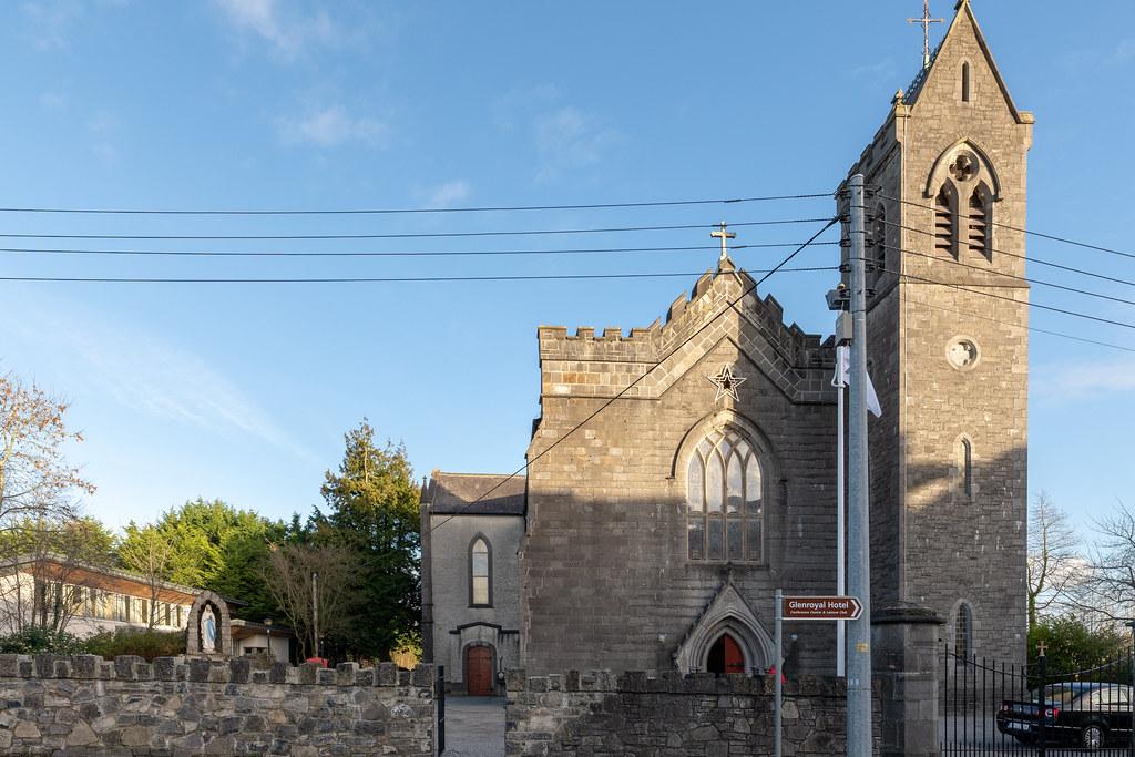 ST. MARY'S CHURCH MILL STREET MAYNOOTH COUNTY KILDARE 001