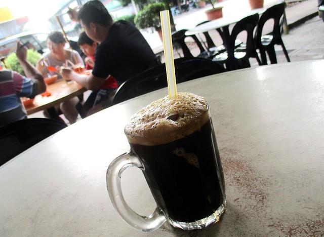 Xu Mama Cafe kopi-o-peng