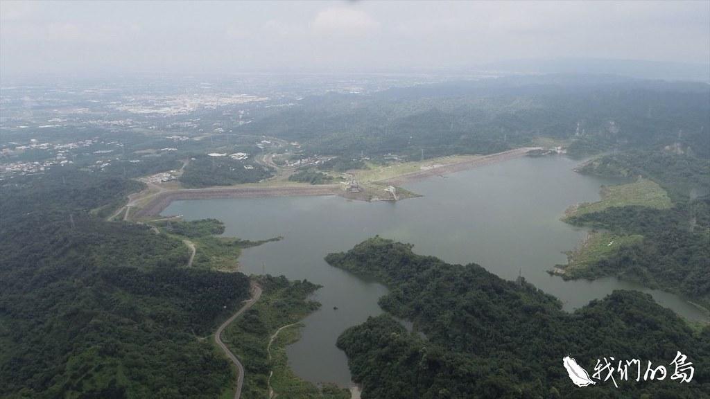台灣已經有95座水庫,研議中的還有好幾座,但水庫對環境會造成一定傷害。