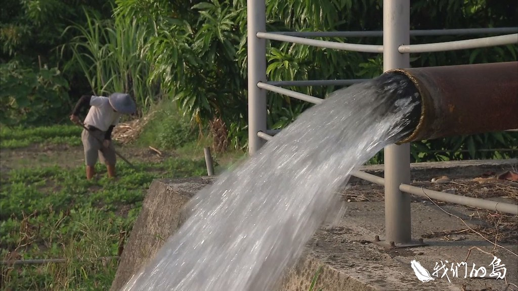 回顧當年環境影響評估,湖山水庫是為了提供離島工業區的用水。