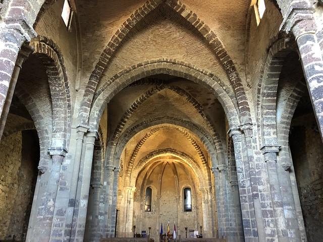 Iglesia del castillo de Calatrava la nueva (Campo de Calatrava, Ciudad Real)