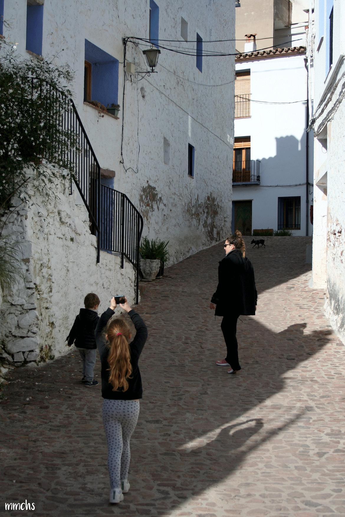 Aín pueblo de Castellón en sierra de Espadán