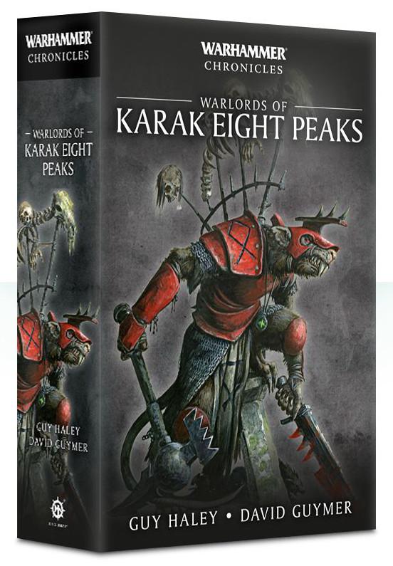 «Полководцы Карака восьми вершин» | Warlords of Karak Eight Peaks