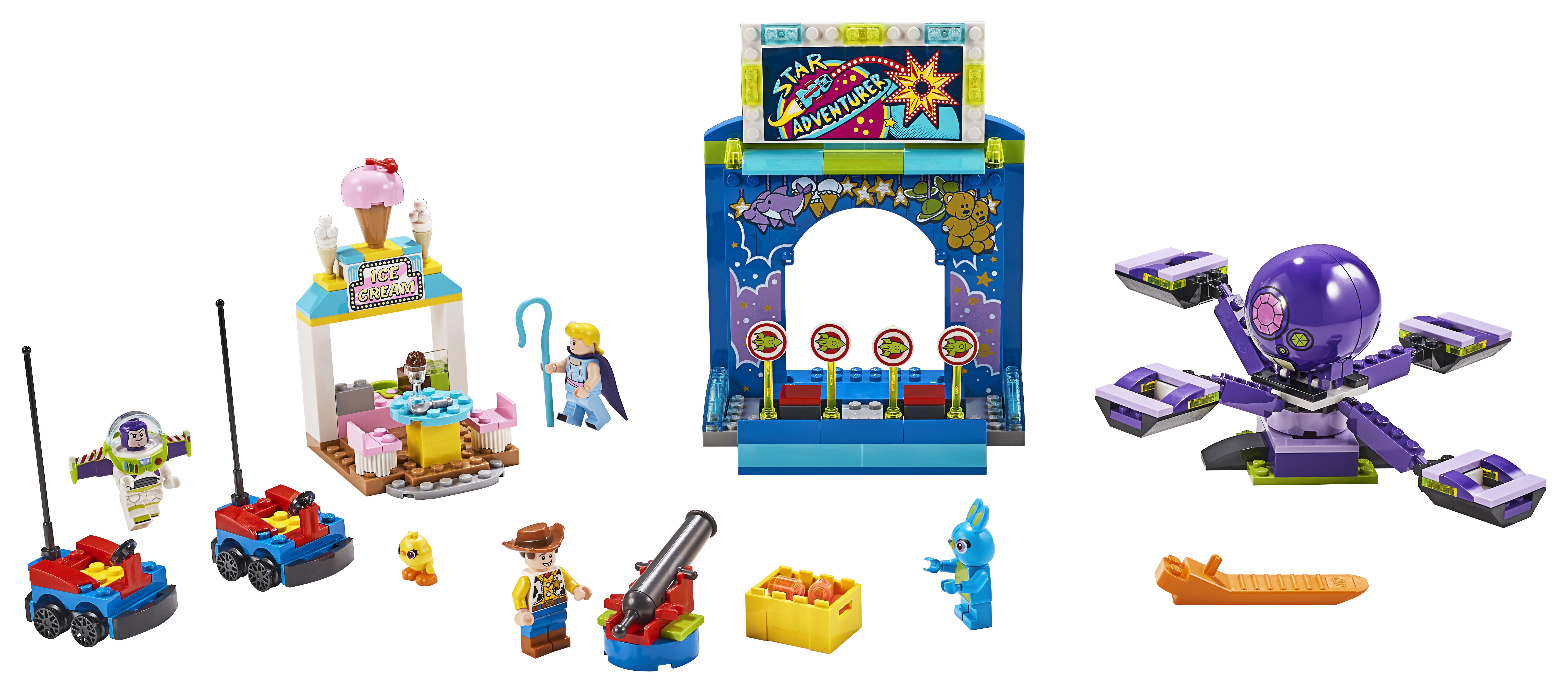 10770 – Buzz & Woody's Carnival Mania!