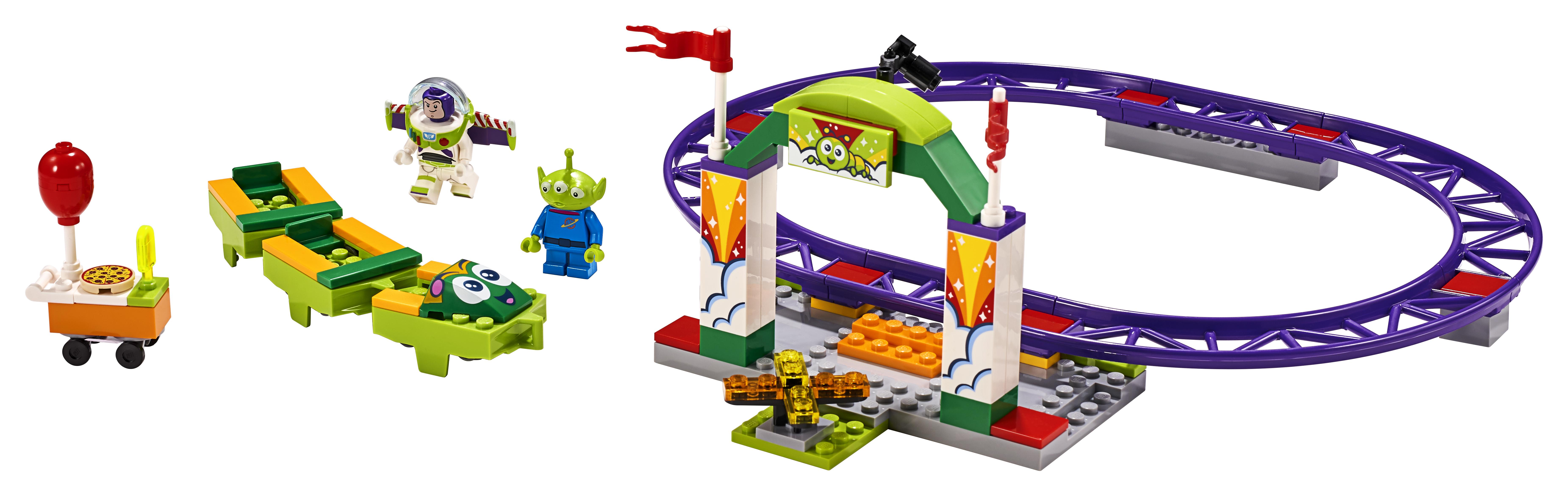 10771 – Carnival Thrill Coaster