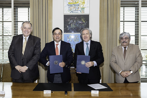 OAS and the National Civil Registry of Colombia to Strengthen the Country's Electoral System