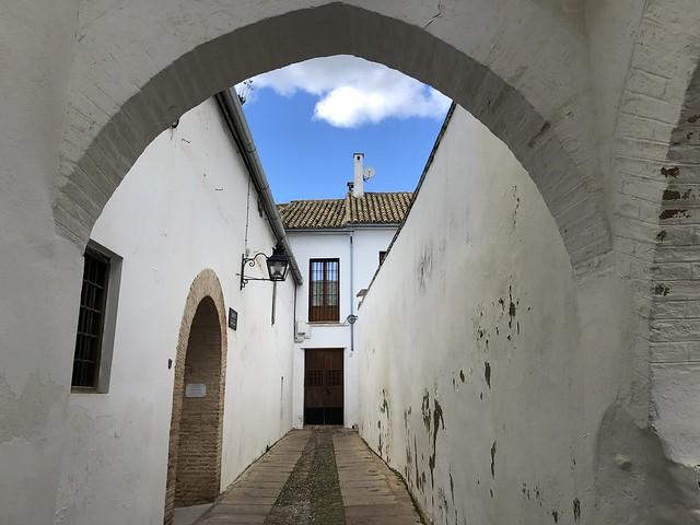 Callejuela de la Mezquita de Córdoba